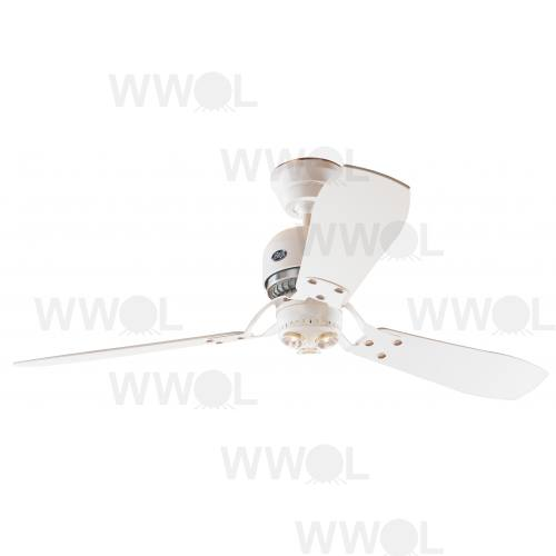 INDUSTRIE II CHALK WHITE CEILING FAN