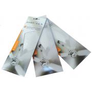 PIRRELLA FAN SLEEVE WHITE PACK 3