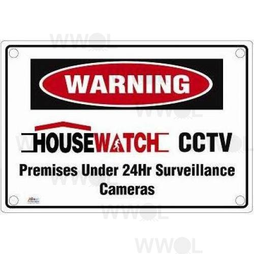 H&S SURVEILLANCE SIGN TYPE A