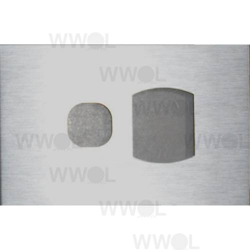 COVER ALUMINIUM SINGLE GEO POWER POINT