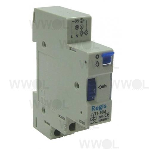 16A 1P 7MIN SEGMENT TIME SWITCH