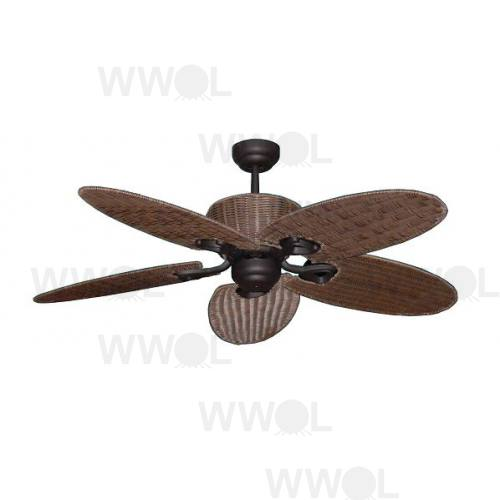 HAMILTON 5 BLADE PALM FAN 130CM