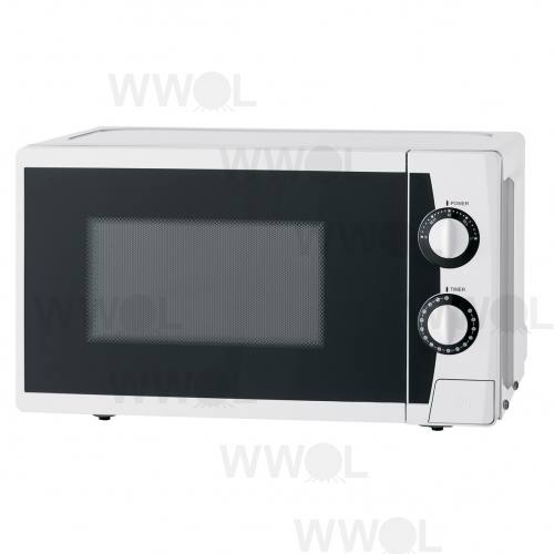 Microwave Oven White 17l Manual