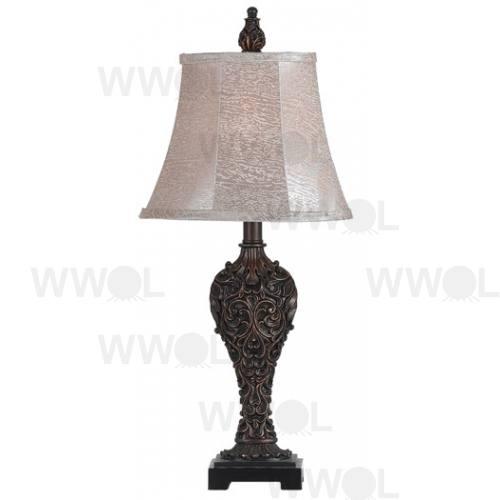MOLERA TABLE LAMP BROWN