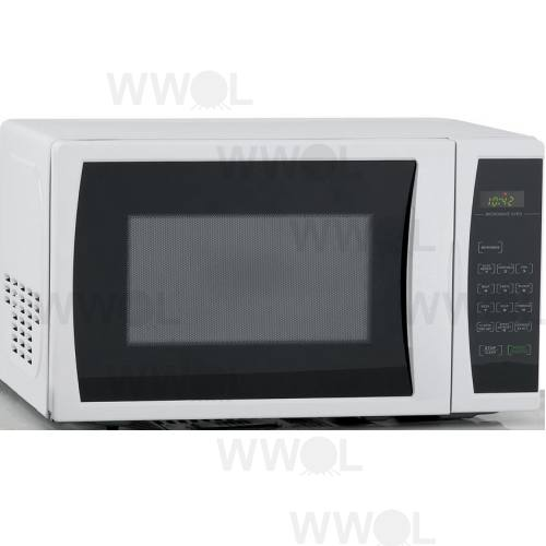 MICROWAVE OVEN WHITE 17L ELECTRONIC