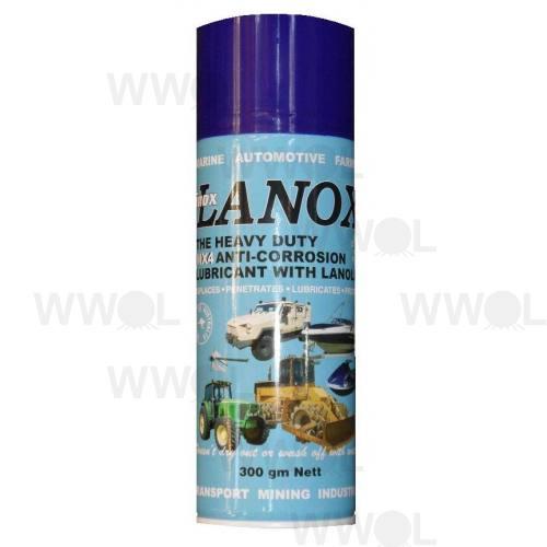 INOX LANOX LUBRICANT 300G