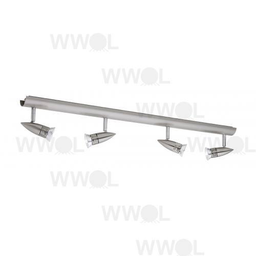 PROTON TRACK LIGHT 4LT S/CHROME