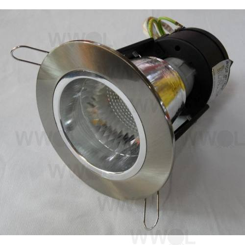 MINI DOWNLIGHT ROUND BRUSHED - CH