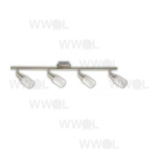 STANLEY 4 LIGHT E14 SPOT LIGHT/ FROST GLASS