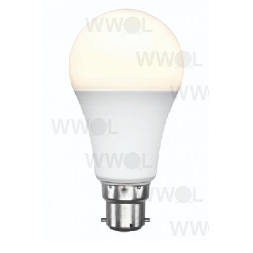 9 WATT A60 B22 LED CCT SMART WIFI GLOBE