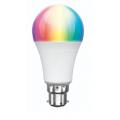 9 WATT A60 B22 LED RGBW SMART WIFI GLOBE