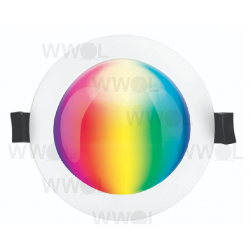 10 WATT LED RGB + CCT SMART WIFI DOWN LIGHT