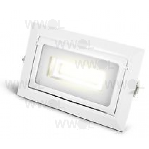 30 WATT LED COOL WHITE RECTANGLE SHOP LIGHT