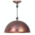 ACID WASH 34CM DOME SMALL PENDANT
