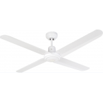 AIR BORNE 3/4 BLADE 140CM WHITE FAN
