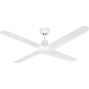 AIR BORNE 4/3 BLADE 140CM WHITE FAN