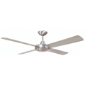 AIR FLIGHT II 130CM BRUSHED ALUMINIUM CEILING FAN