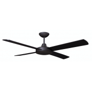 AIR FLIGHT II 106CM MATT BLACK CEILING FAN