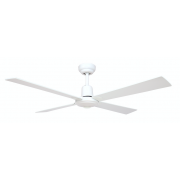 AIR GLIDE II 120CM CEILING FAN 4 BLADE WHITE