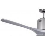 AIR SPAN DC SILVER CEILING FAN INC REMOTE