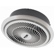 AIR VENT 250MM ROUND HIGH AIR MOVEMENT EXHAUST FAN WHITE