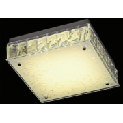 ANDORRA 18 WATT LED CRYSTAL CEILING LIGHT 4000K COOL WHITE
