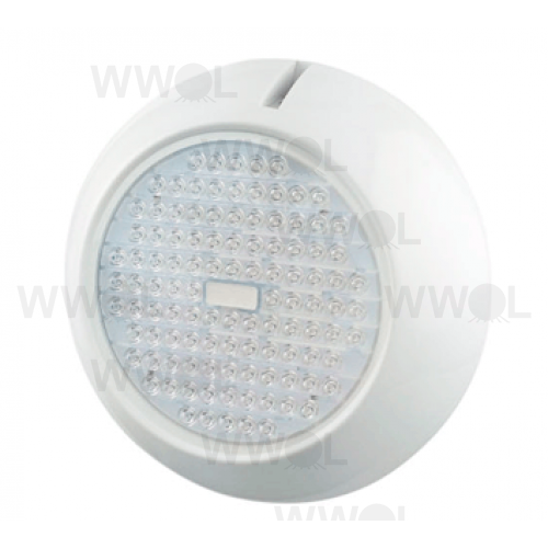 AQUA WARM WHITE LED POOL LIGHT SURFACE INCL 2M CABLE