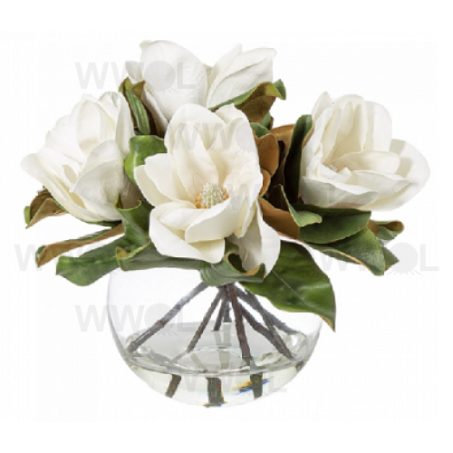 Arrangement Magnolia White