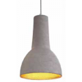 BELL CONICAL CONCRETE PENDANT