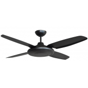 BERET MOULDED ABS 132CM TITANIUM HIGH AIR MOVEMENT CEILING FAN