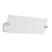 DIRECTIONAL LED WALL WASHER LIGHT MATT WHITE