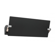DIRECTIONAL LED WALL WASHER LIGHT MATT BLACK