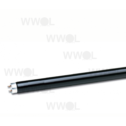 36 WATT T8 BLACK LIGHT BLUE TUBE