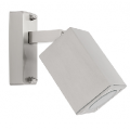 BOSTON ONE LIGHT ADJUSTABLE 304 STAINLESS EXTERIOR