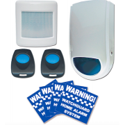 BUDGET WIRELESS HOME ALARM SYSTEM