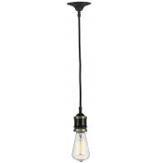 BUSTER ONE LIGHT BRONZE PENDANT