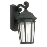 CAMBRIDGE BLACK EXTERIOR COACH LIGHT