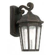 CAMBRIDGE BRONZE EXTERIOR COACH LIGHT