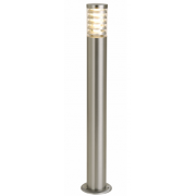 CARRINGTON LARGE STAINLESS STEEL EXTERIOR BOLLARD