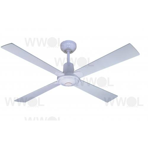 AIR GLIDE 120CM CEILING FAN 4 BLADE WHITE