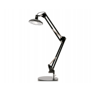 DALTON BLACK LED DESK LAMP