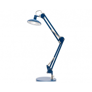 DALTON BLUE LED DESK LAMP