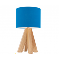 DARCY TABLE LAMP BLUE