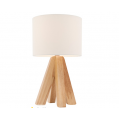 DARCY TABLE LAMP WHITE