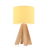 DARCY TABLE LAMP YELLOW
