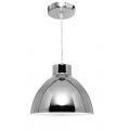 DOME CHROME INDUSTRIAL PENDANT