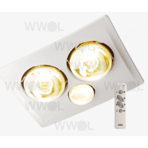 Ixl Tastic Easy Duct Smart Switch Triumph 3 In 1 Heat Fan