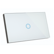 ELITE 1 GANG SMART WIFI GLASS WALL SWITCH