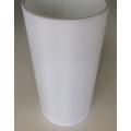 MASON AND FINCH SLIM DRUM WHITE LAMP SHADE 125(T) X 125(B) X 250(H)