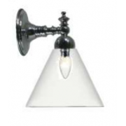 GATSBY WALL LIGHT CHROME